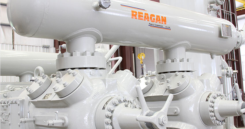 Reagan Power & Compressors Coatings