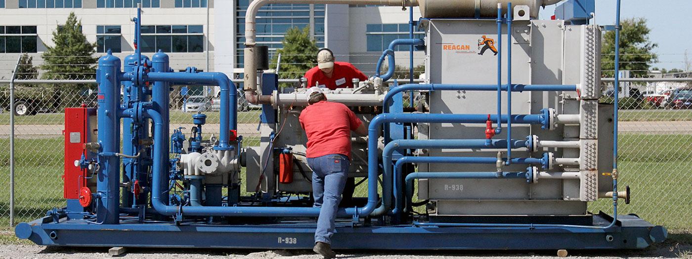 Reagan Power Parts & Service